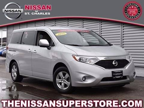2015 Nissan Quest for sale in St Charles, IL