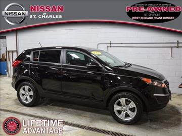 2012 Kia Sportage for sale in St Charles, IL
