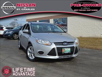 2013 Ford Focus for sale in St Charles, IL