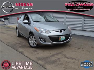 2014 Mazda MAZDA2 for sale in St Charles, IL
