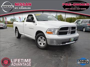 2011 RAM Ram Pickup 1500 for sale in St Charles, IL