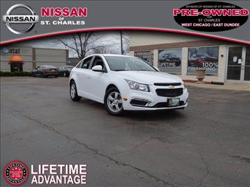 2015 Chevrolet Cruze for sale in St Charles, IL