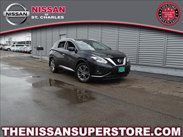 2015 Nissan Murano for sale in St Charles, IL