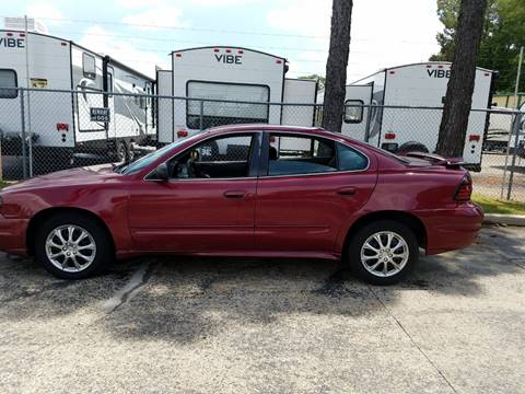 2005 Pontiac Grand Am for sale in Memphis, TN