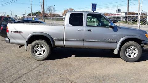 2002 Toyota Tundra for sale in Memphis, TN