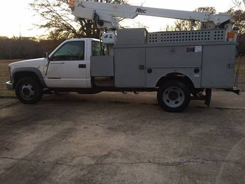 1999 Chevrolet C3500HD   CAB/CHAS 1 for sale in Memphis, TN