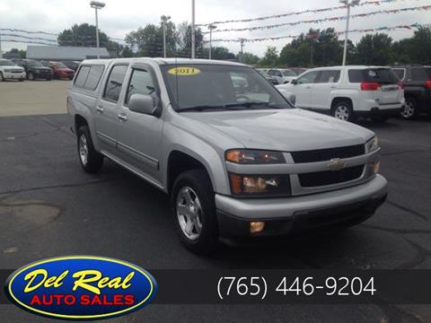 2011 Chevrolet Colorado for sale in Lafayette, IN