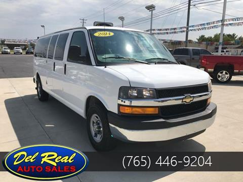 2014 Chevrolet Express Passenger for sale in Lafayette, IN