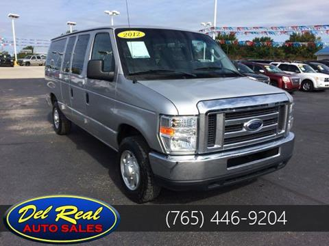 2012 Ford E-Series Wagon for sale in Lafayette, IN