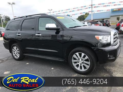 2014 Toyota Sequoia for sale in Lafayette, IN