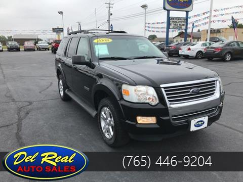 2008 Ford Explorer for sale in Lafayette, IN