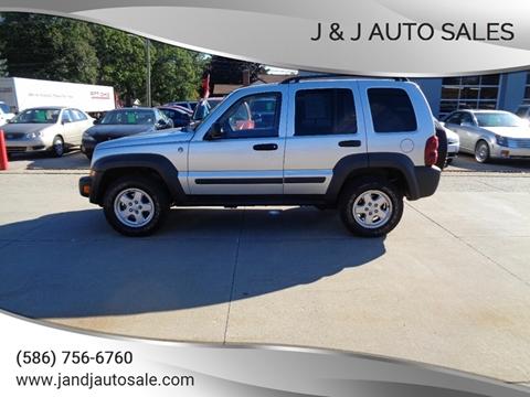 2007 Jeep Liberty for sale in Warren, MI