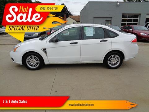 J And J Auto Sales >> Ford For Sale In Warren Mi J J Auto Sales