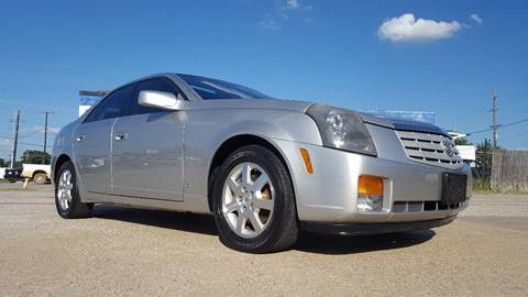 2007 Cadillac CTS for sale in Garland, TX