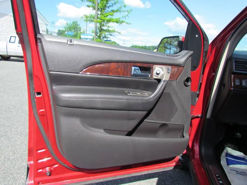 2012 Lincoln MKX AWD 4dr SUV - Fredericksburg VA
