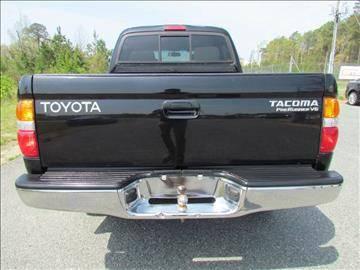 2002 Toyota Tacoma 4dr Double Cab PreRunner V6 2WD SB - Fredericksburg VA