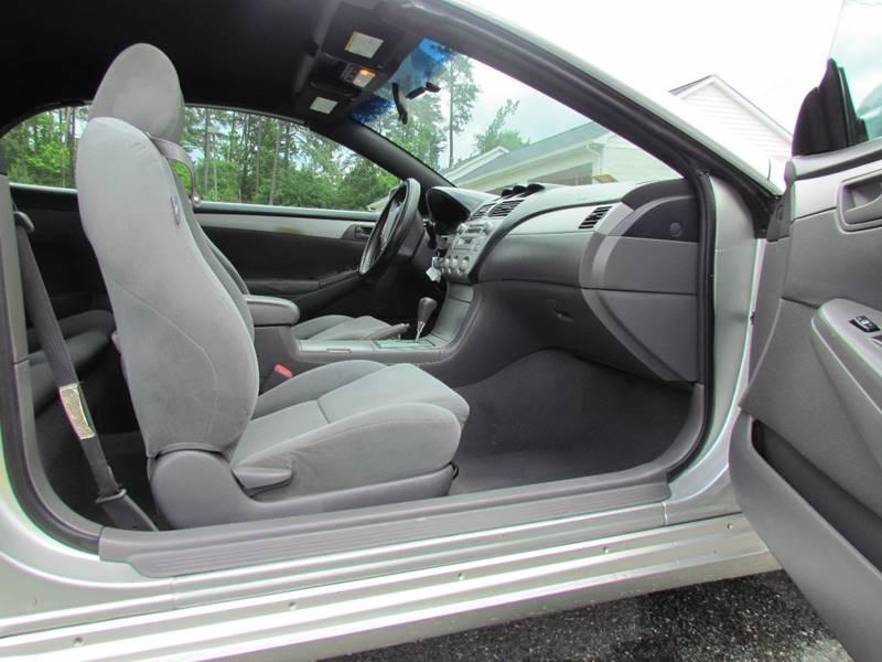 2004 Toyota Camry Solara SE V6 2dr Convertible - Fredericksburg VA