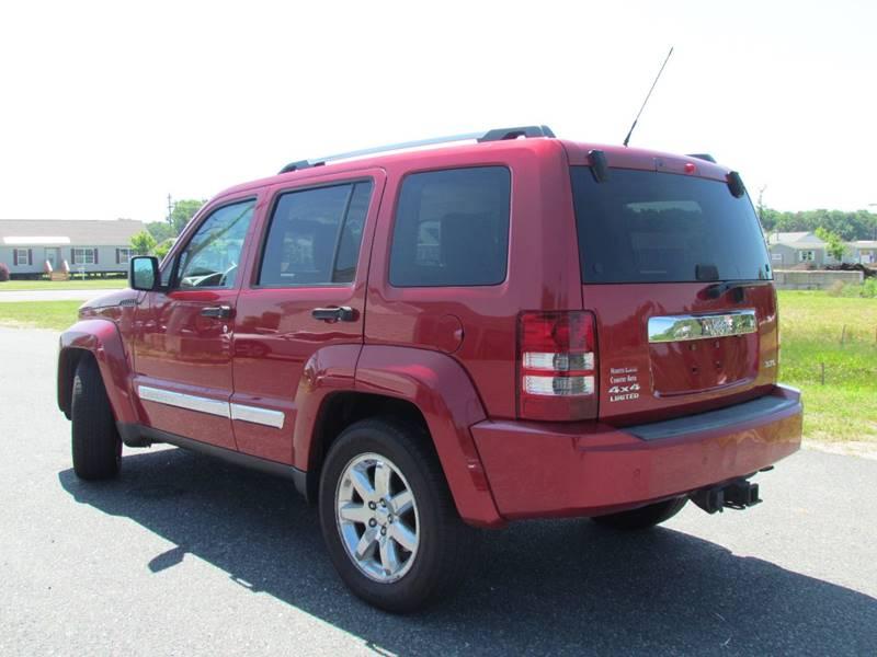 2008 Jeep Liberty 4x4 Limited 4dr SUV - Fredericksburg VA