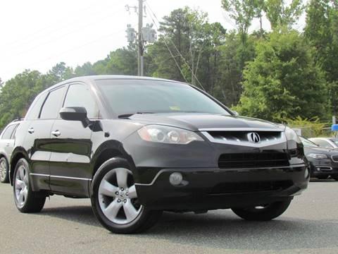 2008 Acura RDX for sale in Fredericksburg, VA