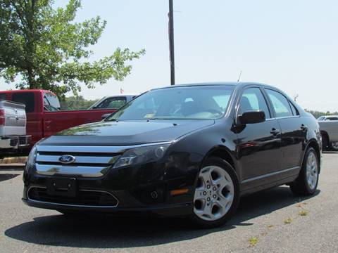 2011 Ford Fusion for sale in Fredericksburg, VA