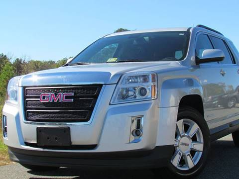 2011 GMC Terrain for sale in Fredericksburg, VA