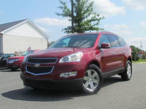 2010 Chevrolet Traverse for sale in Fredericksburg, VA