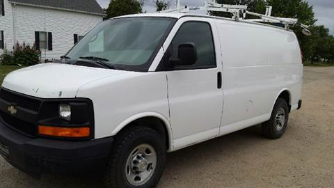 2008 Chevrolet Express Cargo for sale in Great Bend, ND