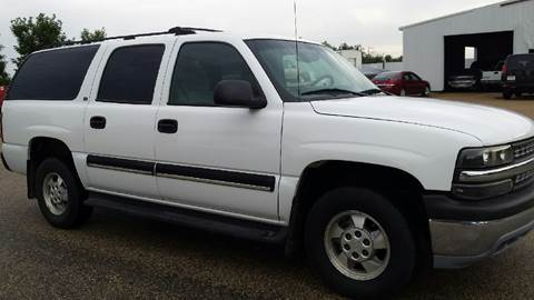 2001 Chevrolet Suburban for sale in Great Bend, ND