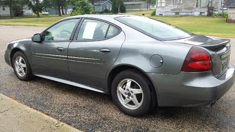 2004 Pontiac Grand Prix for sale in Great Bend, ND