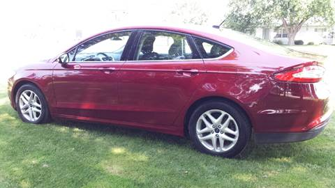 2014 Ford Fusion for sale in Great Bend, ND