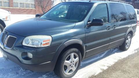 2005 Pontiac Montana SV6 for sale in Great Bend, ND