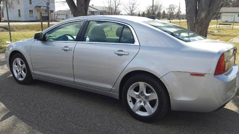 2012 Chevrolet Malibu for sale at GBS Sales in Great Bend ND