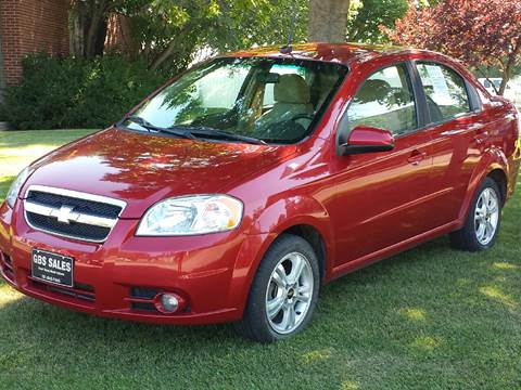 2011 Chevrolet Aveo for sale in Great Bend, ND