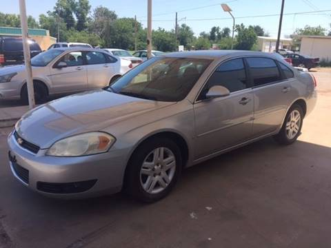 2006 Chevrolet Impala for sale in Seymour, TX