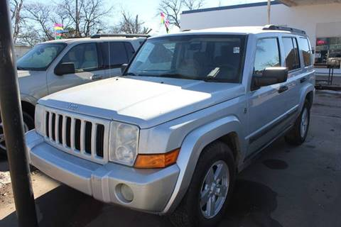 2006 Jeep Commander for sale in Seymour, TX