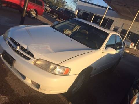 1999 Nissan Altima for sale in Seymour, TX