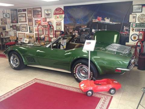 1972 Chevrolet Corvette for sale in Pinellas Park FL