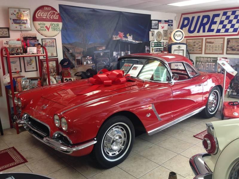1962 Chevrolet Corvette In Pinellas Park FL - A & A Classic Cars