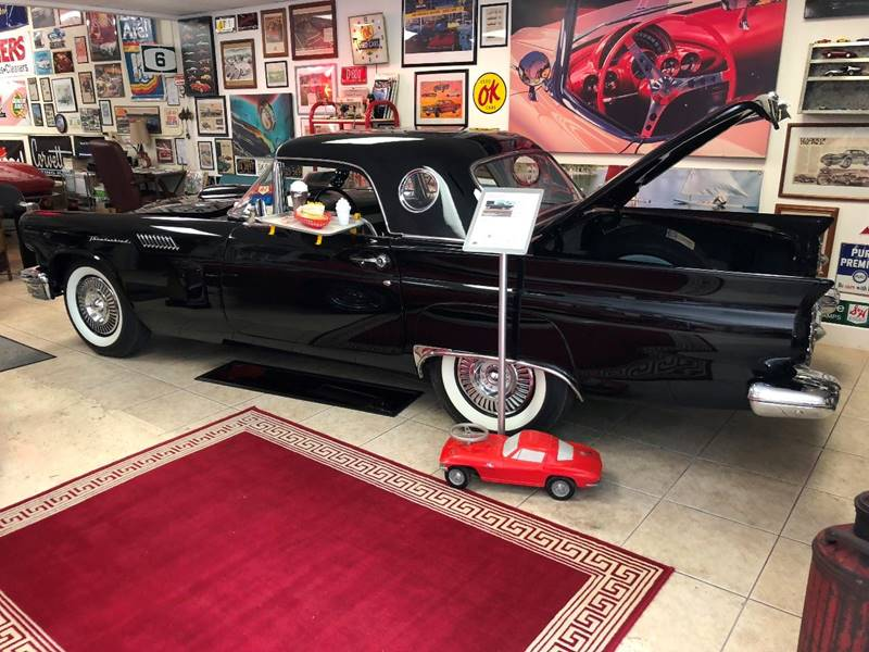 1957 Ford Thunderbird for sale at A & A Classic Cars in Pinellas Park FL