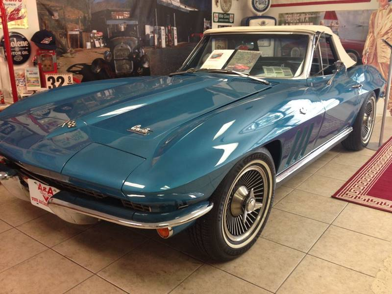 1966 Chevrolet Corvette Conv In Pinellas Park FL - A & A