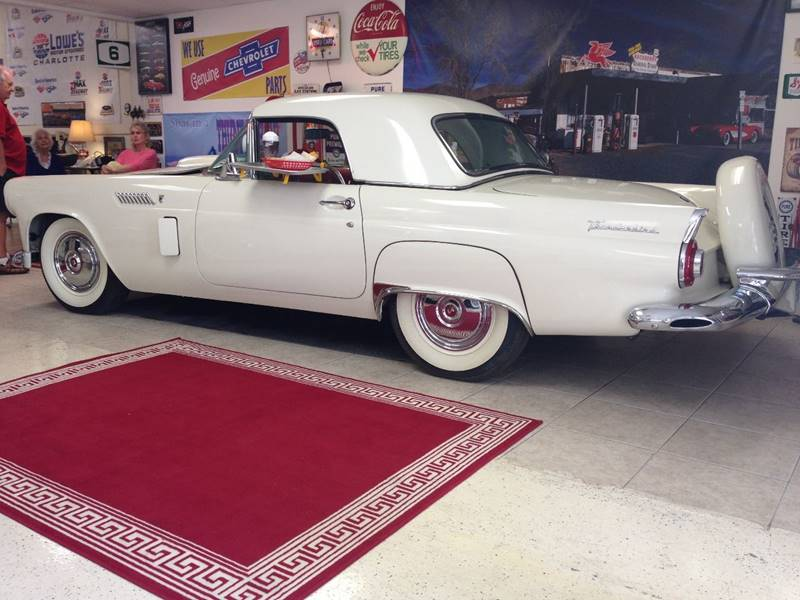 1956 Ford Thunderbird for sale at A & A Classic Cars in Pinellas Park FL