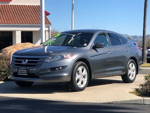 2012 Honda Crosstour for sale in San Luis Obispo, CA