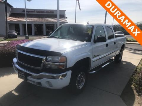 2006 GMC Sierra 2500HD for sale in San Luis Obispo, CA