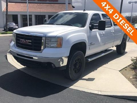 2009 GMC Sierra 2500HD for sale in San Luis Obispo, CA