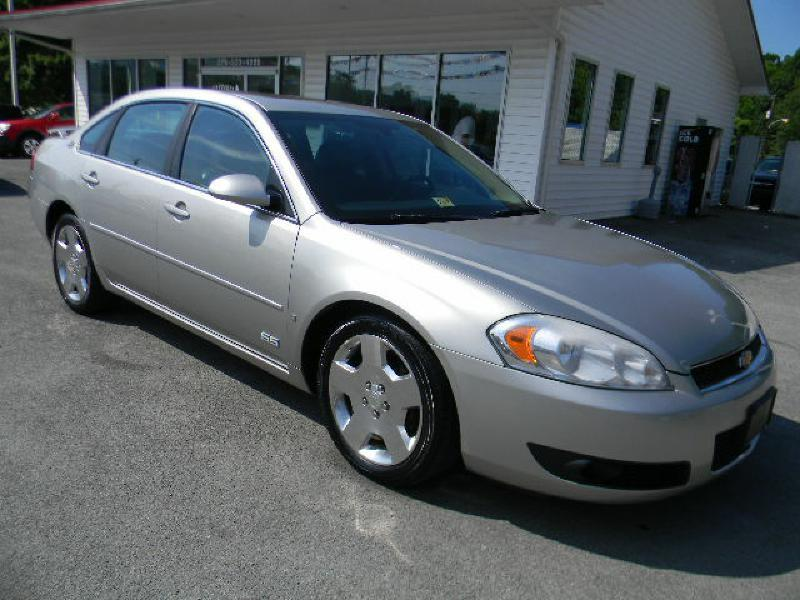 2007 Chevrolet Impala SS 4dr Sedan - Big Stone Gap VA