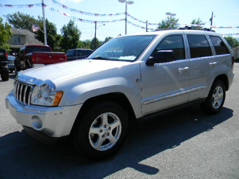 2006 Jeep Grand Cherokee Limited 4dr SUV 4WD w/ Front Side Airbags - Big Stone Gap VA