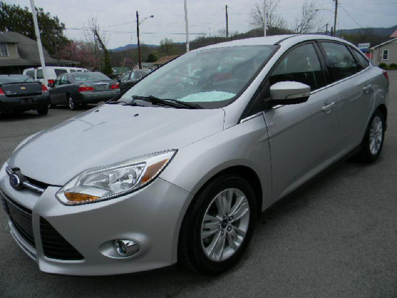 2012 Ford Focus SEL 4dr Sedan - Big Stone Gap VA
