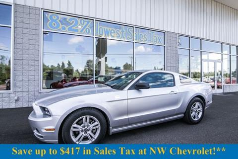 2014 Ford Mustang for sale in Mckenna, WA