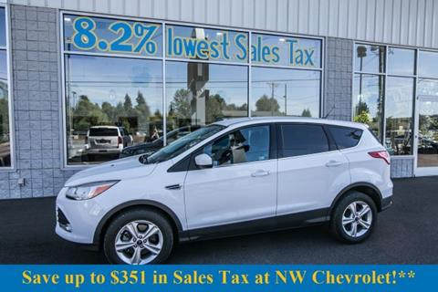 2013 Ford Escape for sale in Mckenna, WA