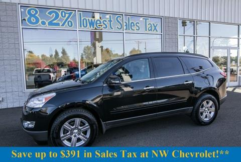 2012 Chevrolet Traverse for sale in Mckenna, WA